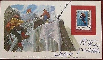 everest,Alpinismo,autograph,Himalaya,expedition, mountaineering