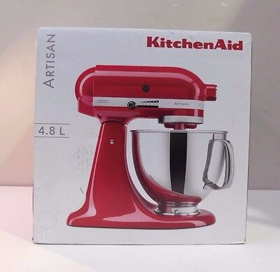 KitchenAid 5KSM150PSAWH Artisan Stand Mixer - White