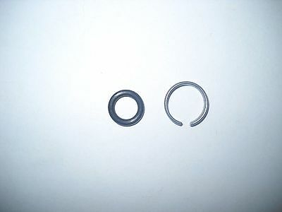 "1/2"" Impact Wrench / Gun Retaining Ring Clip with O-Ring Mac Craftsman IR-1 Set"