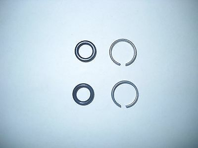 "3/8"" Impact Wrench Retainer Ring Clip with O-Ring Mac Craftsman IR Mac-2 Sets"