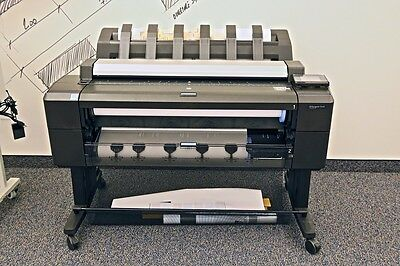 HP Designjet T2530 PostScript Multifunction with scanner - wide format printer