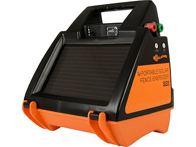 Gallagher S22 0.22 Joule Solar Fence Charger