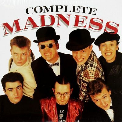 Madness - Complete 2x vinyl LP NEW/SEALED Best Of Greatest Hits