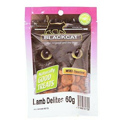 New Blackcat 60g Lamb Delites