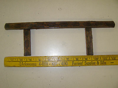 """Antique Coo Coo Clock 12"""" trim piece with two 4""""  bottom pieces for box 7"""" wide"""