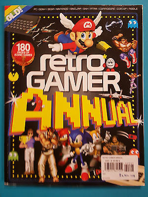 retro GAMER ANNUAL VOLUME 3 2016 180 Pages of Iconic Games 1A absolut TOP