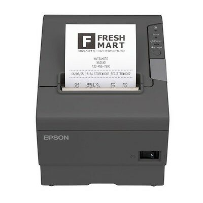 New Epson TM-T88V with Micros Oracle IDN Interface & USB