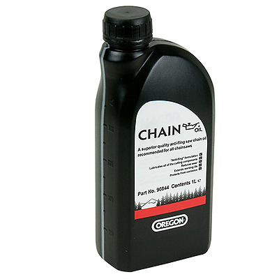 OREGON 1 Litre Chainsaw Chain Oil Anti-fling Lubricates Protects