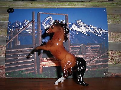 Breyer Stablemate Club Zahrat Second 2017 Club Release Arabian Glossy Limited