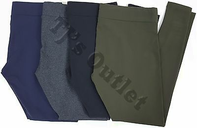 New Women's Matty M Thick Legging Pants, Multiple Colors And Sizes Available