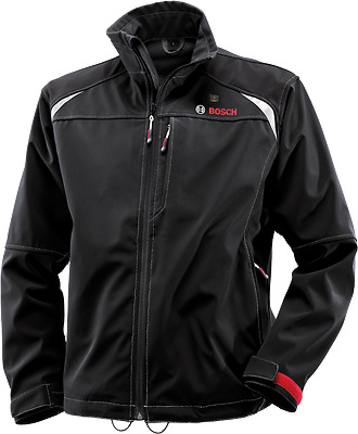 Bosch 12V heated jacket with battery and charger size Large lg
