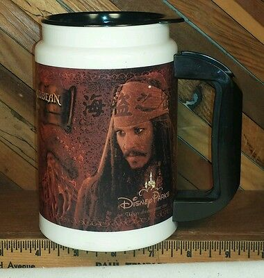 Disney Pirates of the Caribbean At Worlds End Whirley Mug cup