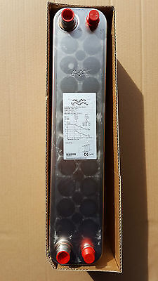 Alfa Laval Brazed Plate Heat Exchanger CB60-60H NEW IN BOX