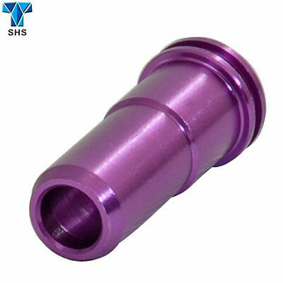 Hunting Shs Cnc Aluminum Air Seal Nozzle For M4 Mp5 Ak G36 Series Airsoft Aeg Free Shipping