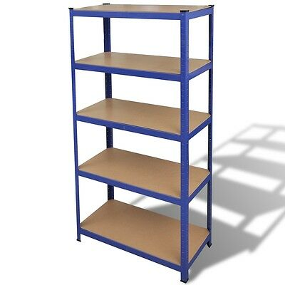 New Storage Shelf Garage Storage Organizer Storage Rack High Quality MDF 875 kg