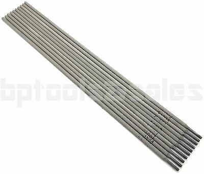 "(10) E6013 1/8"" Welding Electrode All Purpose Welding Rods 13-3/4"" Long Rods"