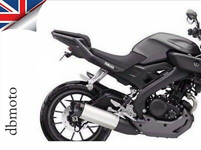 Yamaha MT-125 Tail Tidy 2014 2015 2016 2017 E-marked(legal) number plate light.