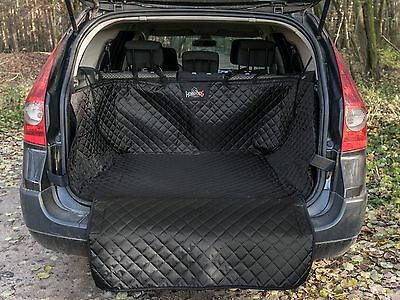 Car Rear Cover Protector Boot Liner & Bumper Pet Dog Car Mat