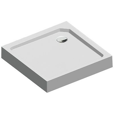 Get Wet by Sealskin Fusion Built-up Bath Shower Tray Water Drainage 60431204610
