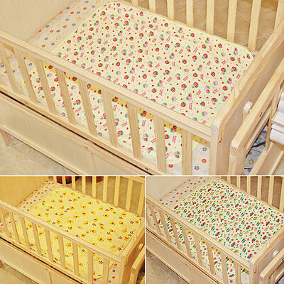 Soft Baby Infant Cotton Cartoon Urine Mat Cover Diaper Changing Pad 60*70