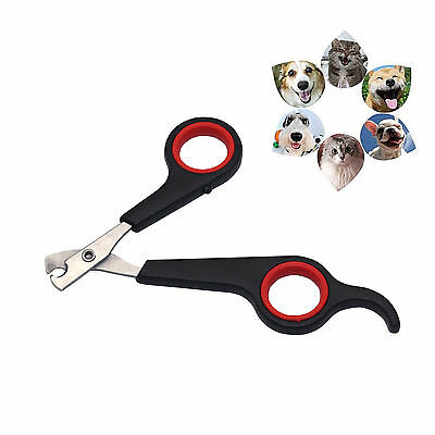 Small Animal Nail Claw Scissors Clippers Trimmers Rabbit Guinea Pig Hamster