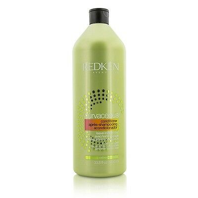 Redken Curvaceous - Leave-In/Rinse-Out (For All Curl Types) 1000ml/33.8oz Curly