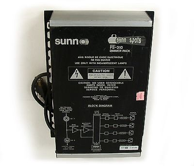 SUNN Spots PS-30 Dimmer Pack