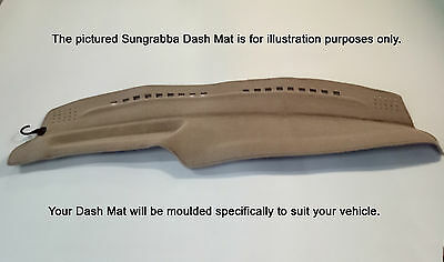 Genuine Sungrabba Moulded Dashmat - Ford Falcon Ea-Eb-Ed Sedan/wagon 1988-1993