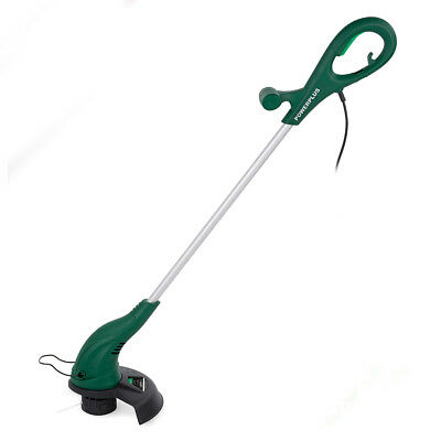 Powerplus Electric Grass Trimmer Strimmer 300w 250mm 240v  POW6012