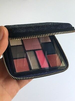 paleta BOBBI BROWN Palette DENIM ROSE_Sombras_Colorete_Labios-Nueva- maquillaje