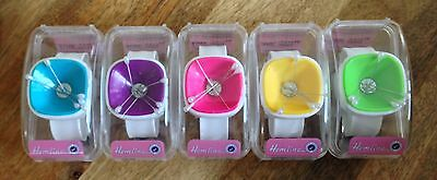 MAGNETIC WRIST PIN HOLDER 'WRIST PINNY' SLAP BAND 5 Vibrant Colours available