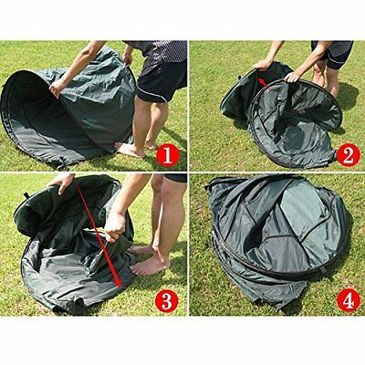 Costzon Portable Outdoor Pop Up Tent Camping Beach Toilet Shower Changing Roo...
