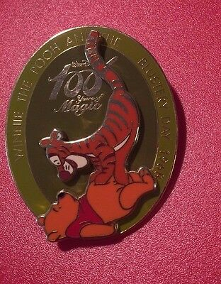 Winnie the Pooh & The Blustery Day (Tigger) 100 Years of Magic Disney Pin LE2600