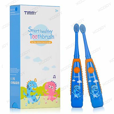 Timmy Smart Healthy Electric Toothbrush for Kids Children's Oral Care Boys&Girls