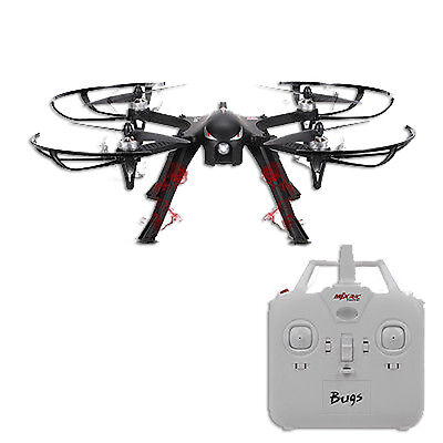 MJX B3 Bugs 3 Quadcopter Brushless 2.4G 6-Axis Gyro Drone with Camera Mounts
