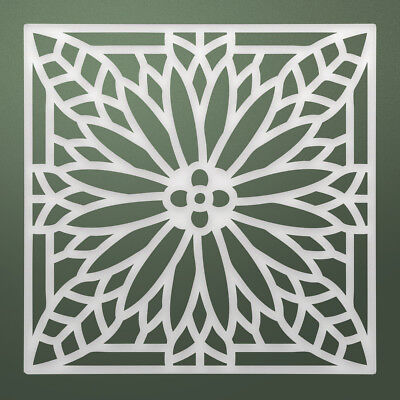 Artdeco Creations Ultimate Crafts Stained Glass Die-Daisy Dreams, 2.4X2.4