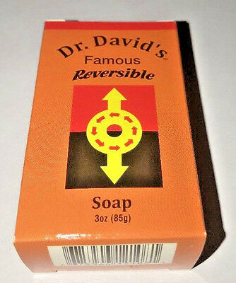 Dr. David's Reversible, Soap, Products, 3 oz, Bath,, Wicca, Santeria, Magick BOX