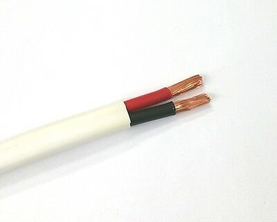 25' 10-2C-TTP, 2C 10AWG Tight Tube Plenum Audio Only Speaker Cable CL2P, CMP FT6