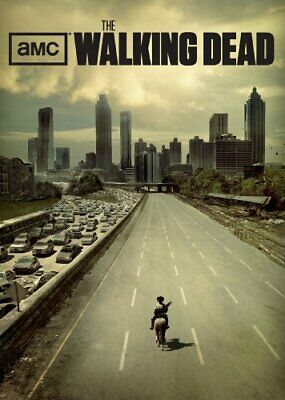 Walking Dead: The Complete First Season (DVD, 2011, 2-Discs) *NEW* *FREE Ship*