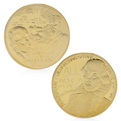 All The World's A Stage 450th Anniversary Commemorative Coin Collection Token
