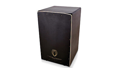 **Cheapest ANYWHERE** La Rosa cajon drum Petro Kourtis Signature Model 'BLACKIE'