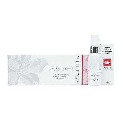 White Lotus Anti-Aging Biocompatible Polymer Stretch Marks And Cellulite Pack