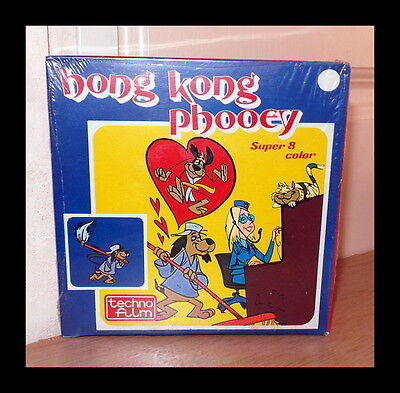 HONG KONG PHOOEY 1970's CHOOSE YOUR EPISODE - Super 8mm COLOUR NEW & UNPLAYED