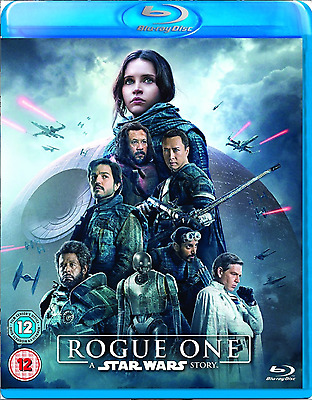 Rogue One A Star Wars Story -  Blu Ray NEUF