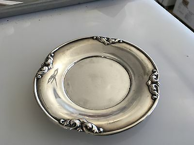 Tiffany & Co. 1873-1891 Antique Sterling Silver Small Plate Dish