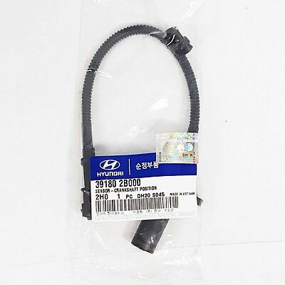 Genuine 391802B000 Crankshaft Position Sensor For HYUNDAI ELANTRA XD