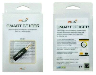 Smart GeigerCounter FSG-001