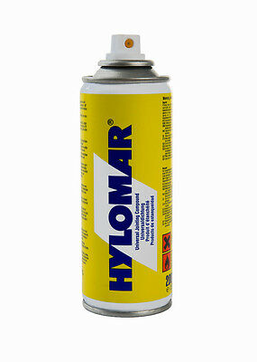 Hylomar 200ml aerosol spray M universal blue non setting jointing gasket sealant