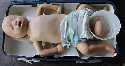 Laerdal Resusci-Baby Basic - Nursing/EMT Infant CPR Medical Training Doll