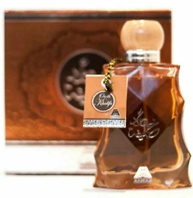 Premium Quality Oudh Khalifa Gold Oud wood inside 100ml EDP by Oud Al Anfar